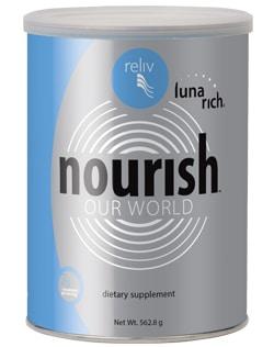 Reliv Australia Products - Nourish