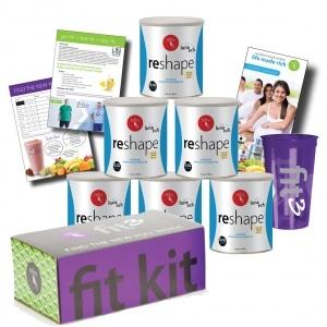 Reliv Australia Products - Reshape Fit KIt