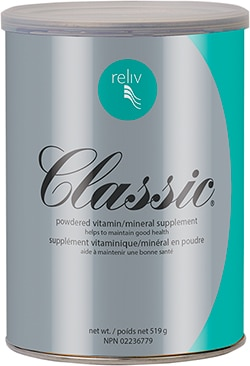Reliv Canada Product - Reliv Classic