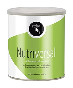 Reliv Mexico Nutriversal the anti-aging formula