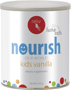 Reliv New Zealand - Nourish for Kids
