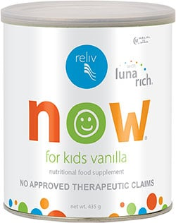 Reliv Philippines Now for Kids (Kids Milk)
