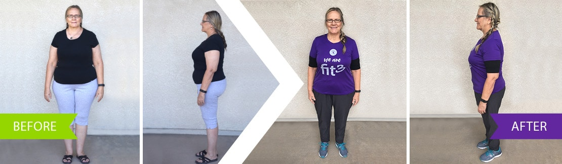Beverly Bentley Fit3 Results
