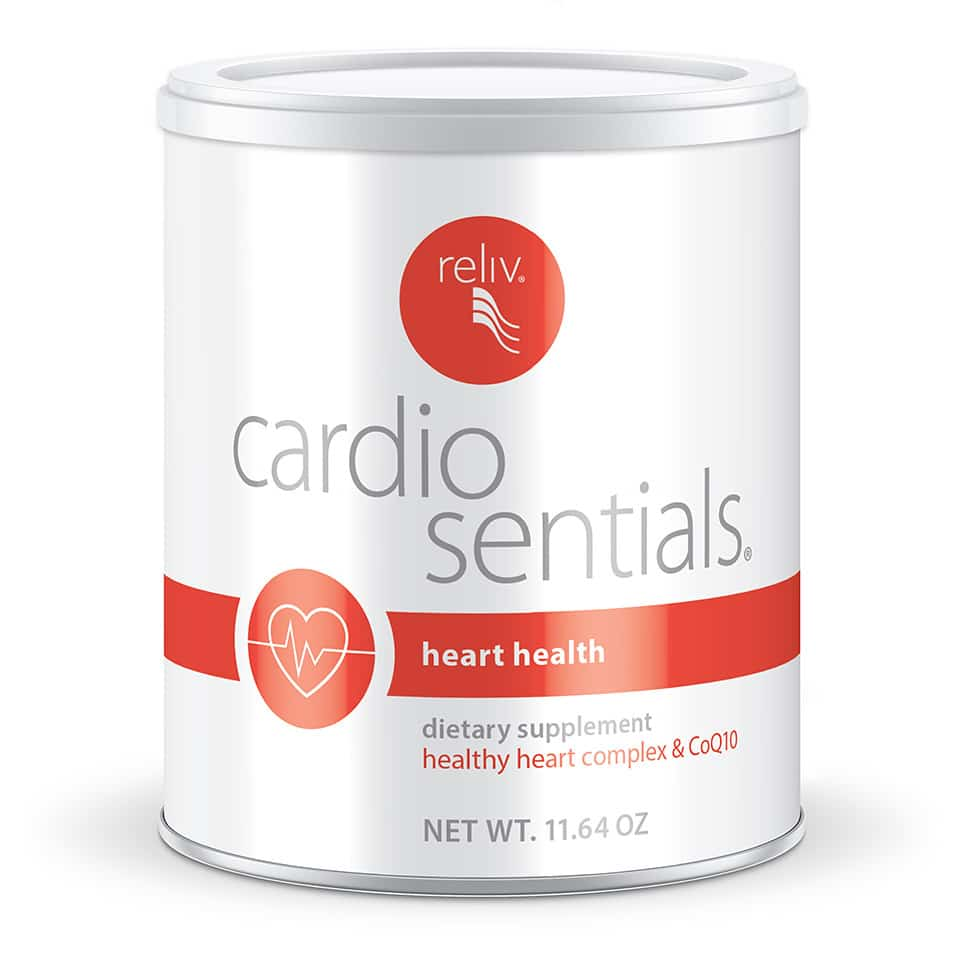 Reliv Targeted Nutrition - CardioSentials heart health!
