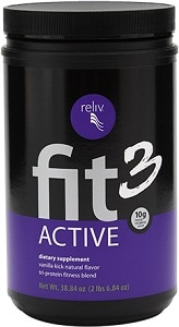 Fit3 Active with LunaRich - Performance Nutrition