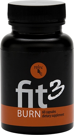 Fit3 Burn Ignite your metabolism