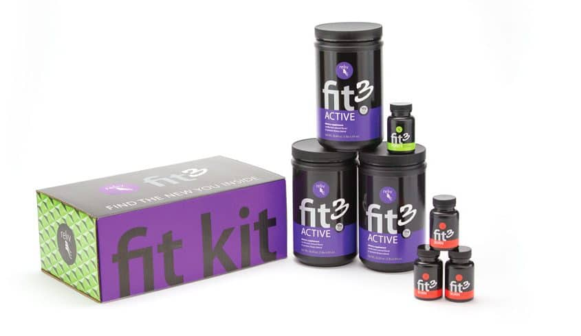 Fit3 is a fun fitness and weight loss program that delivers real results.