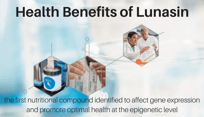 Reliv International Lunasin Benefits