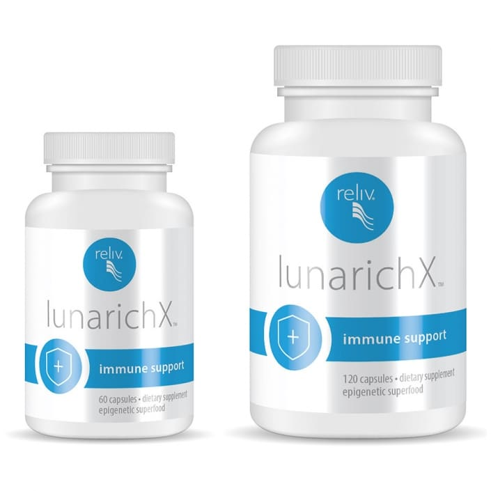 LunaRich X the first epigenetic superfood.