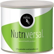 Reliv Singapore Products - Nutriversal