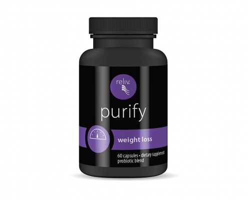 Fit3 Purify - supports a healthy digestive track and metabolic health.
