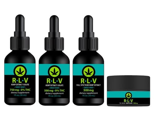 RLV Hemp Home Business Opportunity