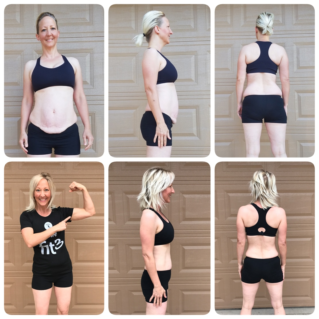 Fit3 Tami Martineau Weight Loss Results