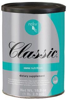 Reliv Classic - Core Nutrition
