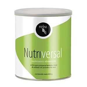 Nutriversal helps alleviate the symptoms of aging with three proprietary complexes that address aging at every level.