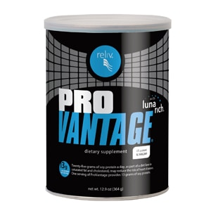 LunaRich Products - ProVantage performance nutrition